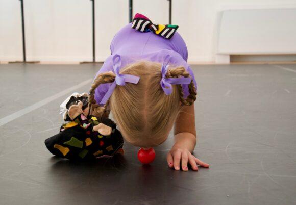 Dance theatre for children