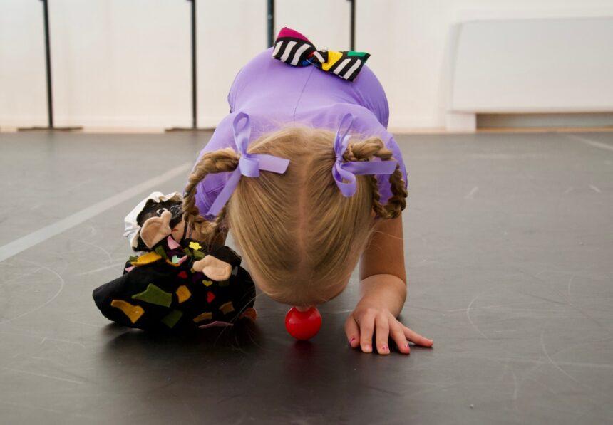 Teatrodanza per bambini