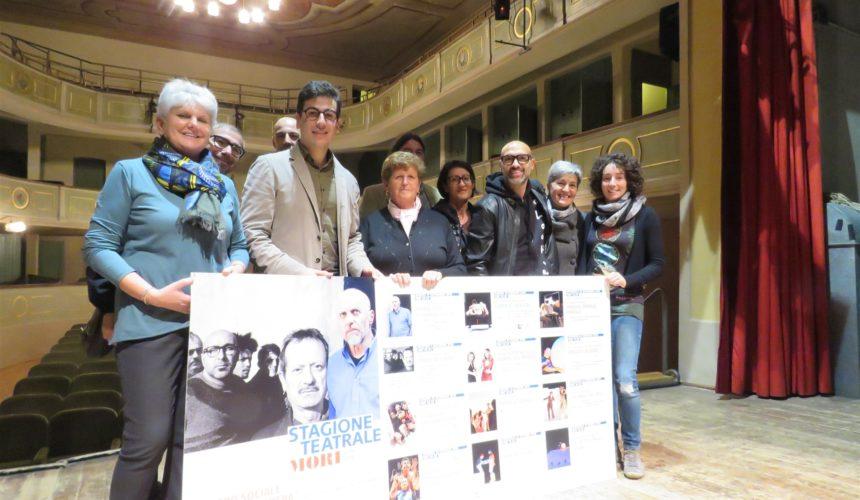 Mori: il teatro si rilancia e triplica gli incassi