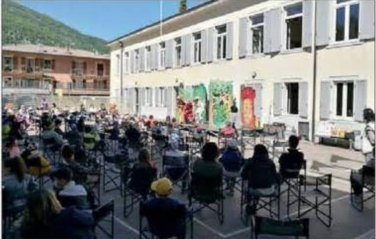 Il teatro riparte dalla scuola di Serravalle
